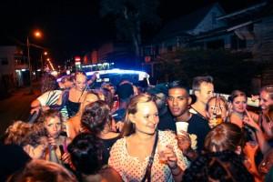 partybussen
