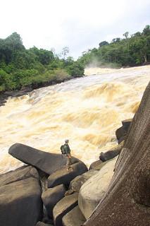 Wonotobo watervallen