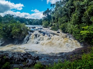 Blanche Marie Watervallen
