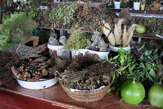 Markt in Suriname