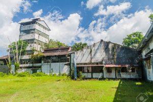 Former sugarcane factory
