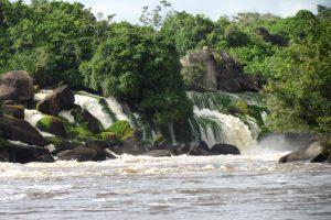 Wonotobo-watervallen